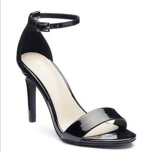 "Apt. 9 ""PARFAIT"" Black High Heels"
